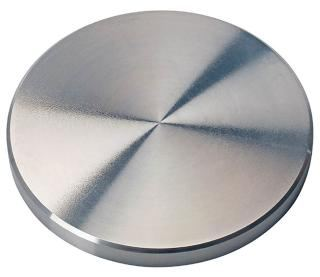Barlow Tyrie Parasol Blanking Cap Stainless Steel