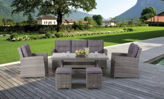Supremo Lounge Dining Set