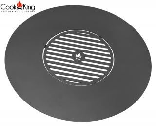 Cook King Grill Plate with Grate