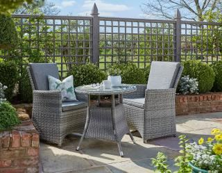 Norfolk Leisure Burnham XL 2 Seat Dining Set