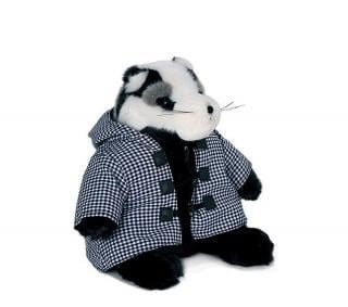 Dora Designs Percy Brocklehurst Badger Doorstop