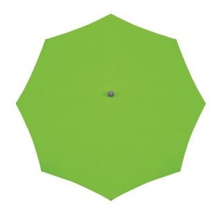 """This Swiss made 3m tilting parasol has an aluminium pole & frame with a crank mechanism for easy opening & unique """"TWIST"""" pivot mechanism, it comes in a choice of canopy colours."""