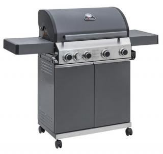 Grillstream Classic 4 Burner Barbecue with Hybird System