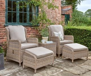 Norfolk Leisure Cordona Relax Set