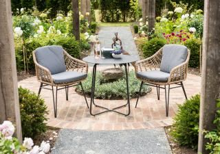 4 Seasons Outdoor Cottage Dali Bistro Set