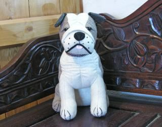 Dora Designs Thurston The Bulldog Doorstop