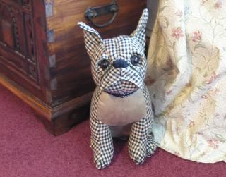 Dora Designs Artois The French Bulldog Doorstop
