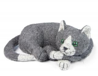 Dora Designs Cocoa Cat Doorstop