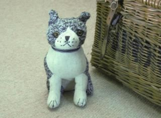 Dora Designs Rocky The Staffie Doorstop
