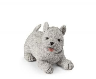 Dora Designs Minty the Westie Doorstop