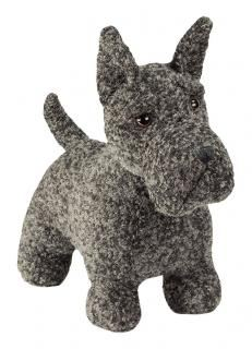 Dora Designs Mac Scottie Doorstop