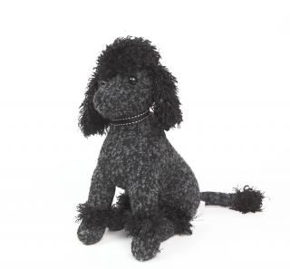 Dora Designs Pippa the Poodle Doorstop