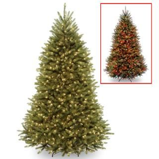 6ft Dual Light Dunhill Fir Artificial Christmas Tree