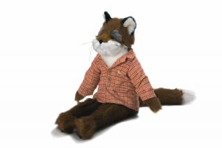 Marcus Fielding Fox Doorstop would make an unusual character gift. Code CF01.