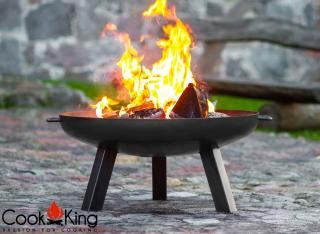 Cook King Polo Fire Bowl