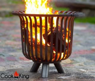 Cook King Verona Fire Basket