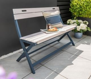Norfolk Leisure Florenity Galaxy Folding Bench