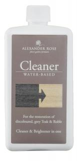 Alexander Rose Golden Teak & Timber Cleaner