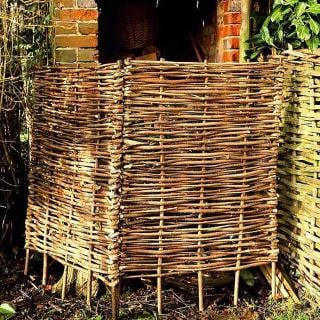 Stop looking at the eyesore in the garden with these fabulous garden tidy screens