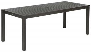 Barlow Tyrie Aura 200cm Dining Table (Powder Coated)
