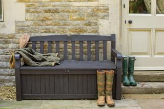 Norfolk Leisure Iceni Bench