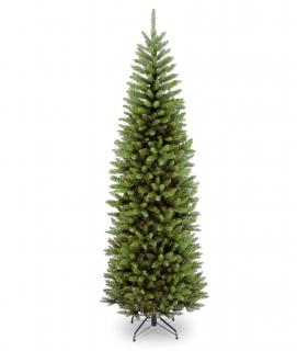 7.5ft Kingswood Fir Pencil Artificial Christmas Tree