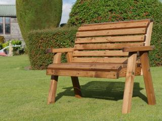 Redwood Kids Bench
