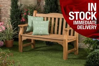 Kingston FSC Teak 4ft Bench