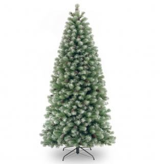 7ft Lakeland Spruce Feel-Real Artificial Christmas Tree