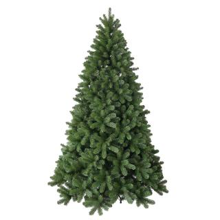 Our 8ft Linwood Fir tree is large enough for a spacious hallway or foyer of a small hotel. FREE Gift included when you buy online.