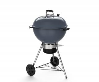 Weber Master-Touch GBS SE E-5755 57cm Charcoal Barbecue - Slate Blue