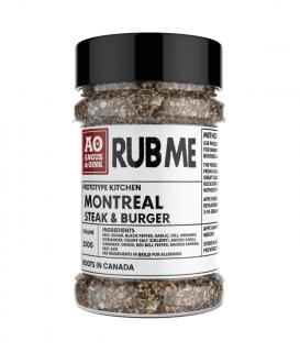 Angus & Oink Montreal Steak Rub