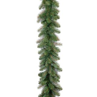 7.5ft Bayberry Spruce Feel-Real Artificial Christmas Garland
