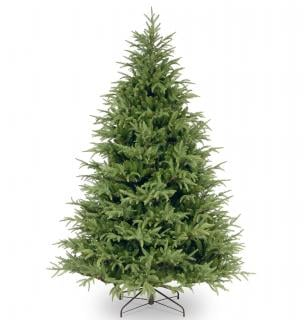 7ft Frasier Grande Fir Feel-Real Memory-Shape Artificial Christmas Tree