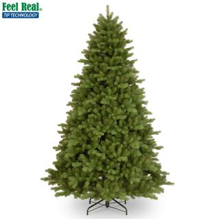 This 7.5ft PE/PVC mix tree will make an impressive display in a large room or entrance hall. FREE Gift included when you buy online.
