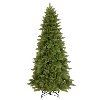8ft Georgetown Fir Slim Feel-Real Artificial Christmas Tree