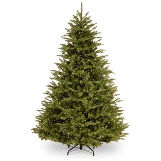 This 8ft Pre-lit Ridgedale Infinity Fir is the ultimate choice this Christmas with 100% PE moulded branches & 4750 LED lights. FREE Gift included when you buy online.