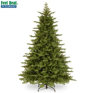This 8ft mixed PE/PVC Vienna fir tree would make an impressive feature for a small hotel or business. FREE Gift included when you buy online.