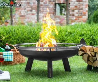 Cook King Porto Fire Bowl