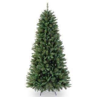 10ft Rocky Ridge Pine Slim Artificial Christmas Tree