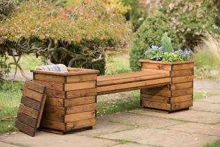 This unique RSPB Redwood Planter Seat would appeal to most gardens and patios.