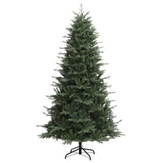 8ft Ulverston Green Spruce Life Like Artificial Christmas Tree