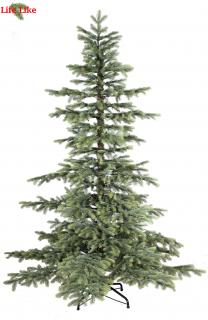 This 8ft Windsor Spruce offers a different look for your Christmas festivities.