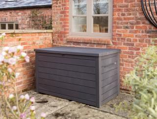 Norfolk Leisure XXL Deck Box in Anthracite