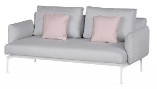 The contemporary Layout Two Seater Settee is ideal for anyone who is wanting to customize their garden furniture.