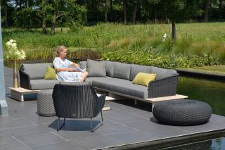 4 Seasons Outdoor Altea Modular Corner Set