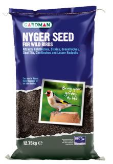 A nutritious food that will attract Goldfinches to your garden.