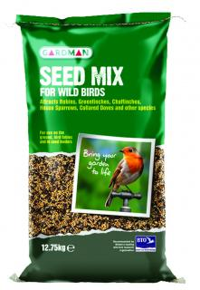 The UK's best selling bird seed.