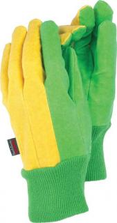 These gloves have are water resistant and have knitted cuffs. They are ideal for basic DIY, gardening and household tasks