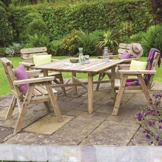 Abbey Dining Set for Four